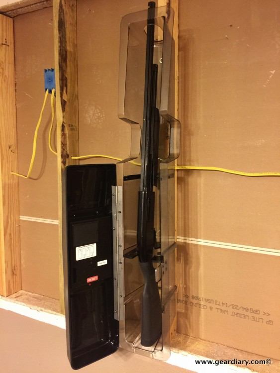 ProtectorXT Review: A Biometric Quick Access Gun Rack