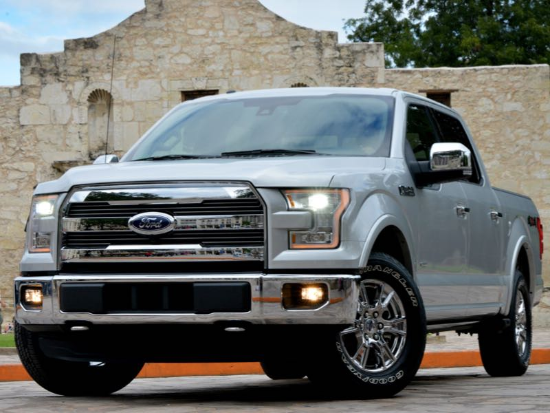 GearDiary 2015 Ford F-150 King Ranch 4x4 For the Win