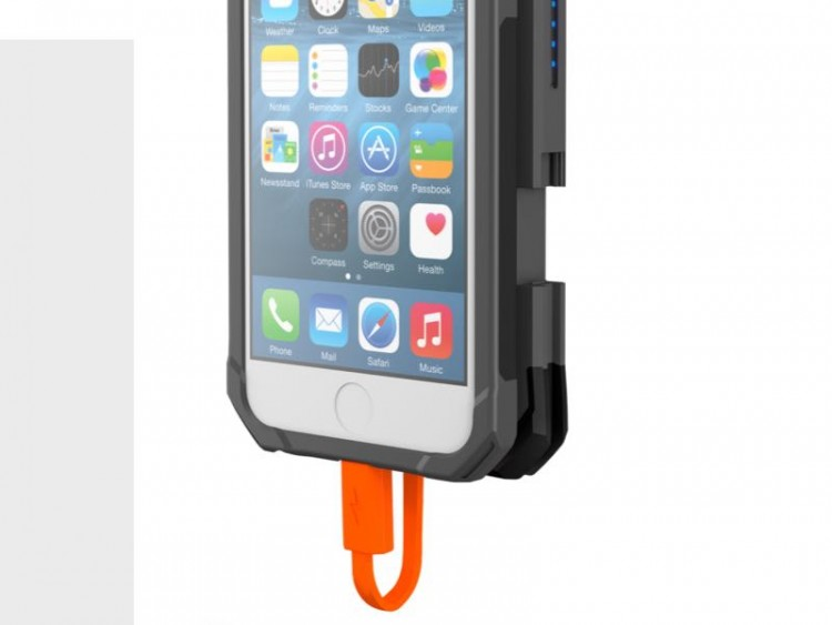 Rokform BackPack Backup Battery: The iPhone 6 Buddy System