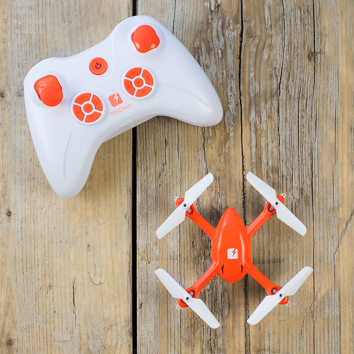 GearDiary The SKEYE Mini Drone by TRNDlabs is 4 Times the Excitement!