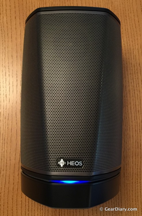Denon's HEOS 1 and Go Pack Make for a Fine Wireless Speaker