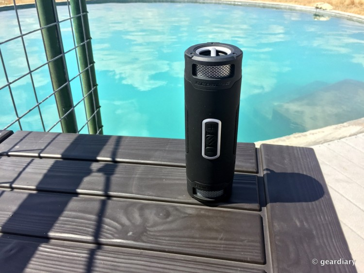 15-Gear Diary Reviews the Scosche boomBOTTLE.36 HDR