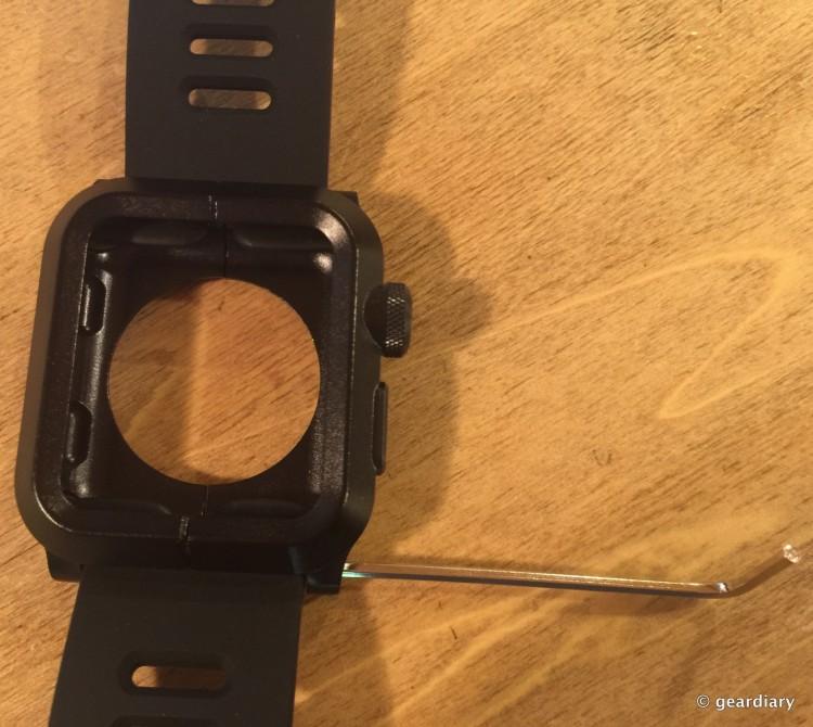 17-Gear Diary Reviews the LUNATIK EPIK Apple Watch Case-016