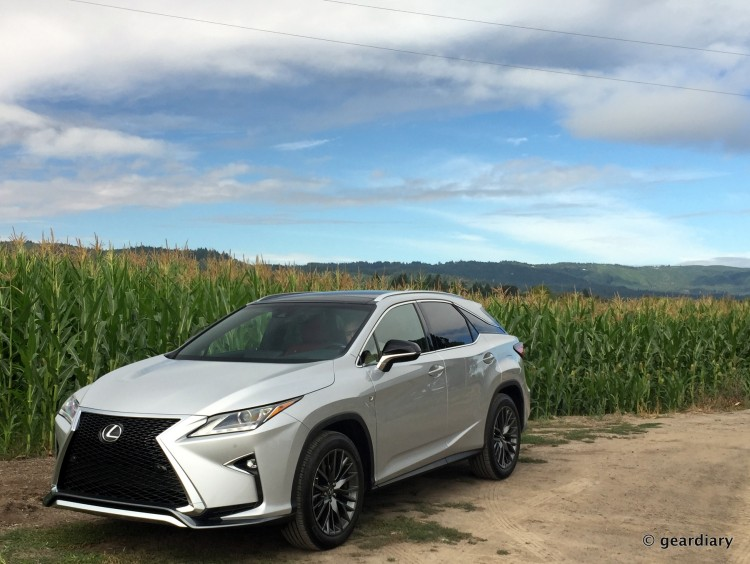 17-Gear Diary Test Drives the 2016 Lexus RX.09-001