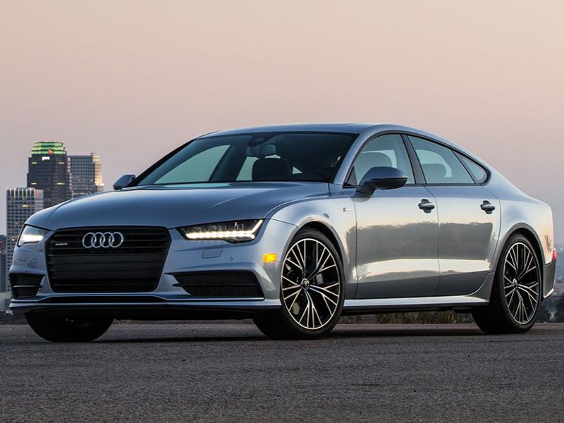 GearDiary 2016 Audi A7: The Perfect Four-Door Coupe?