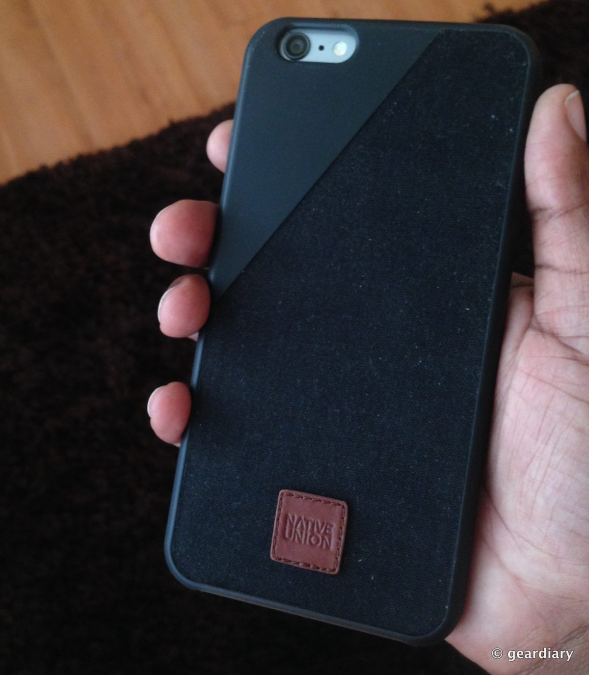 GearDiary Update: Native Union's Goal is Protection Without Bulk With Their 360° iPhone 6 Case