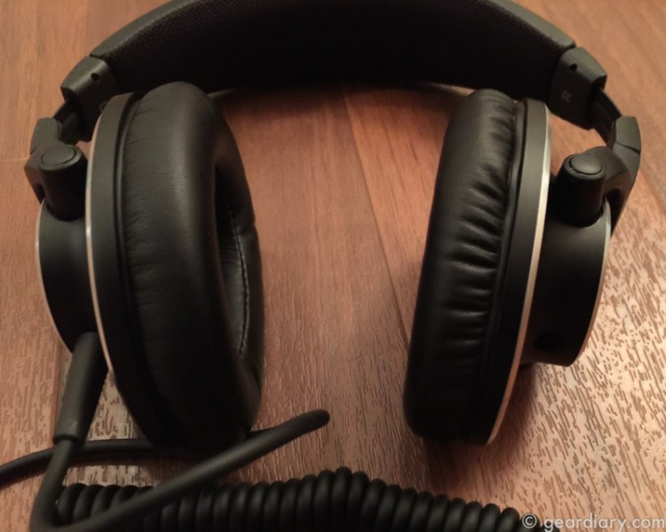 GearDiary Koss Pro4S Full Size Headphones Let You Go Pro for Under $150