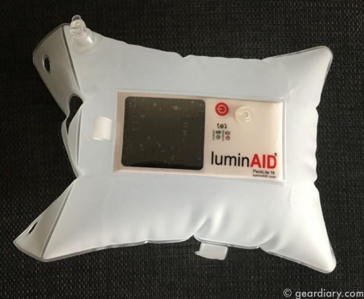 LuminAID PackLite 16 Will Enlighten Your Travels