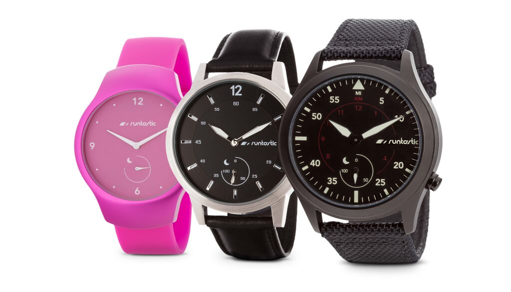 GearDiary Runtastic Announces the Moment Fitness Watch!