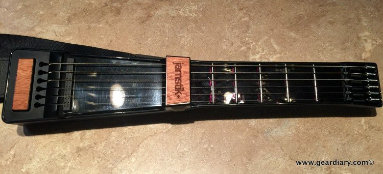 GearDiary Jamstik+ The Smart Guitar Review