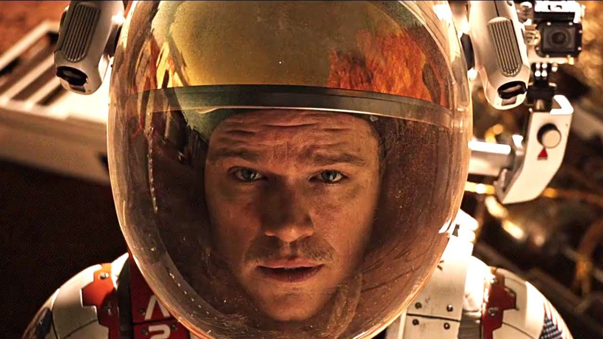 GearDiary The Martian Might Not Be Scientifically Accurate, but It's Very Entertaining