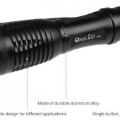 GearDiary OxyLED MD50 Flashlight Review