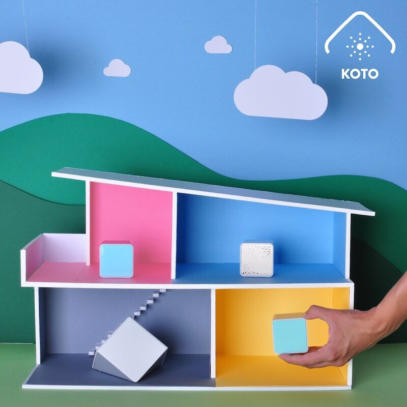 Koto by CubeSensors Launches on IndieGoGo!