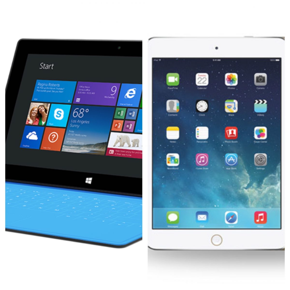 GearDiary iPad Pro or Microsoft Surface; Which Would You Buy?