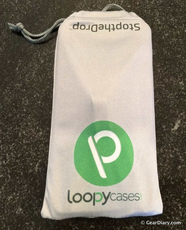1-Loopy Case Gear Diary