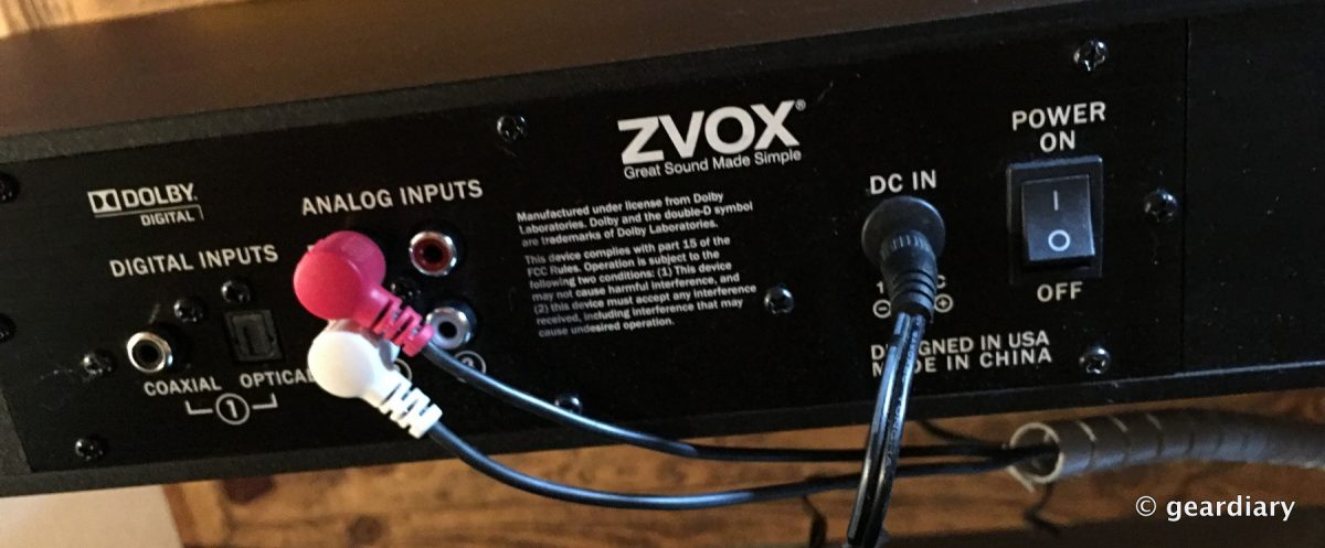 GearDiary ZVOX Announces Black Friday Prices Early -- No Need for Standing in Line!