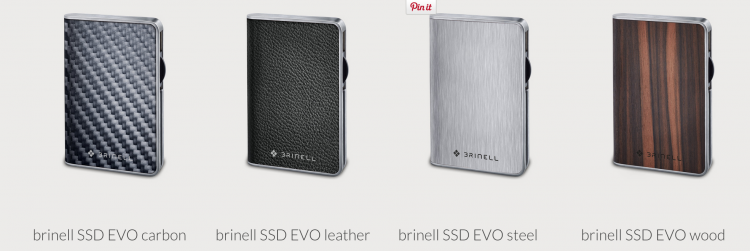 GearDiary The Brinell SSD EVO Wood 250GB External Drive Makes Your Portable Drive Look Ugly and Slow