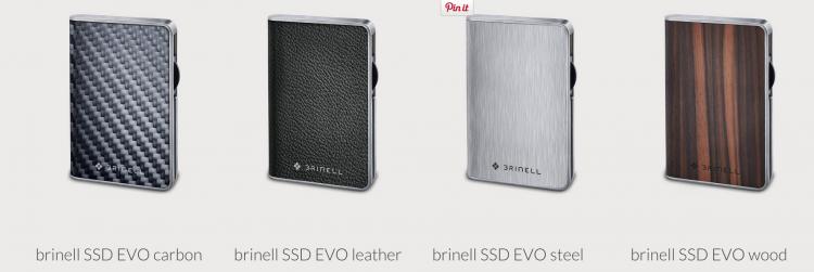 Brinell SSD EVO