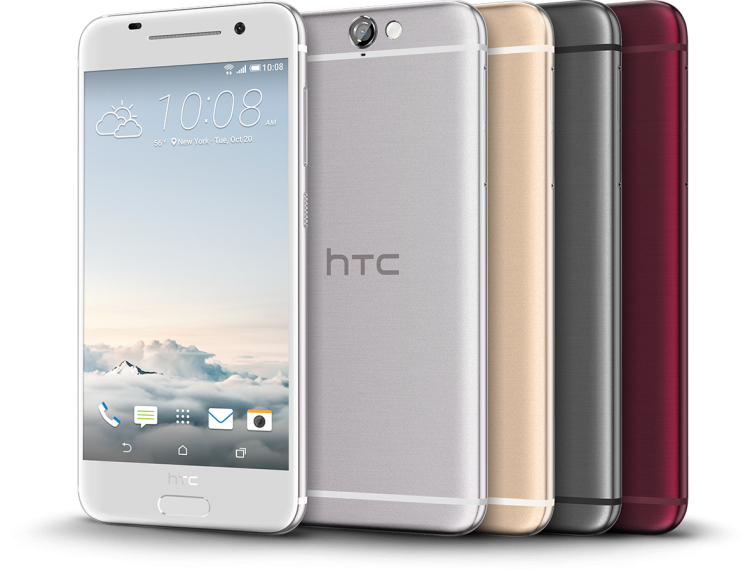 GearDiary The New HTC One A9 Is More than Just an iPhone 6 Wannabe