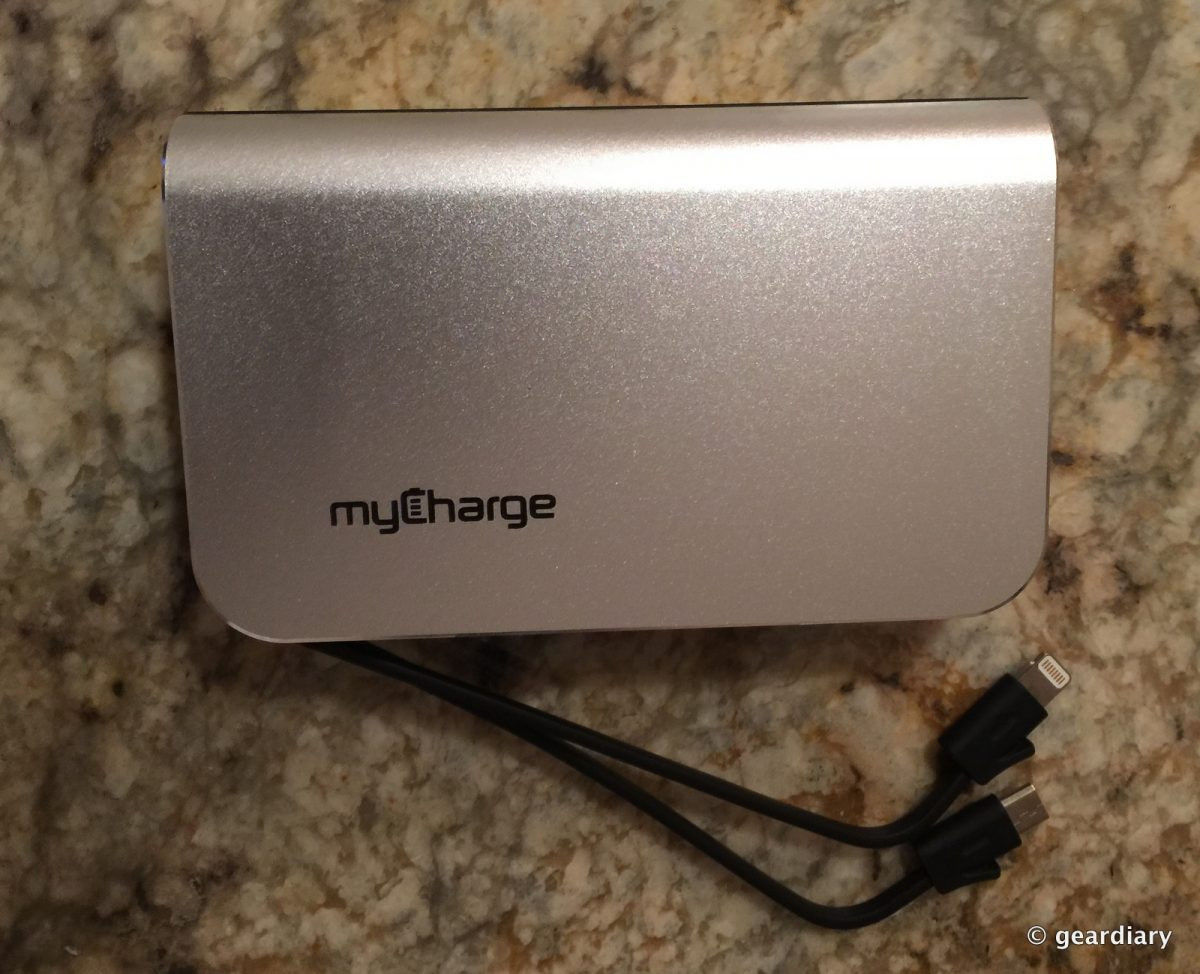 GearDiary You've Got the Juice with MyCharge's HubUltra Portable Battery