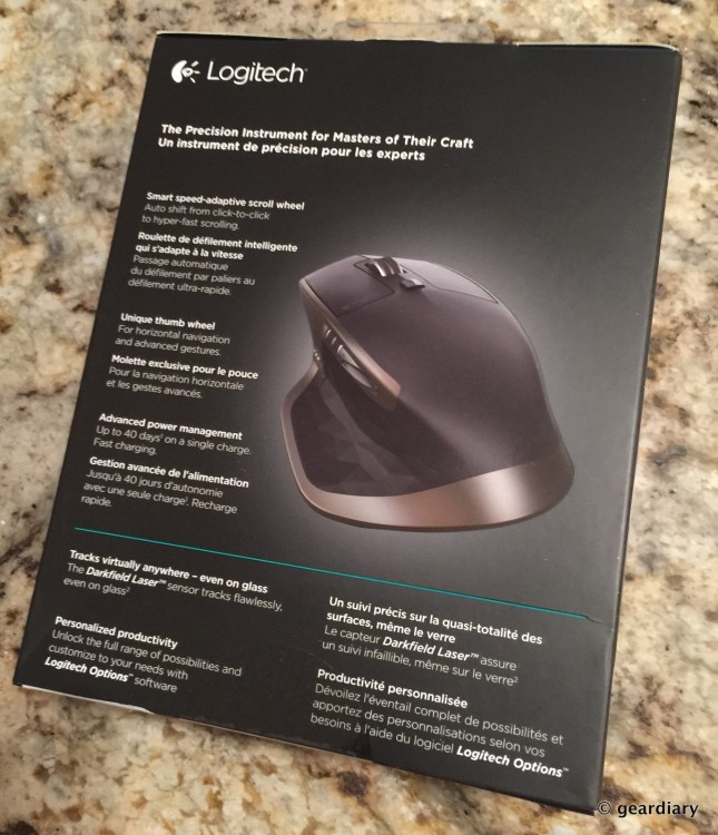 GearDiary Logitech's MX Master Is the Best Wireless Mouse on the Market, Period