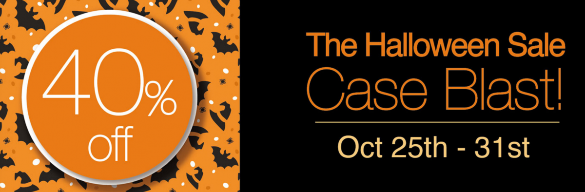 GearDiary Just Mobile's Halloween Case Blast Sale Is Going On Now