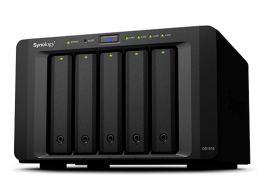 Synology DS1515 Cover