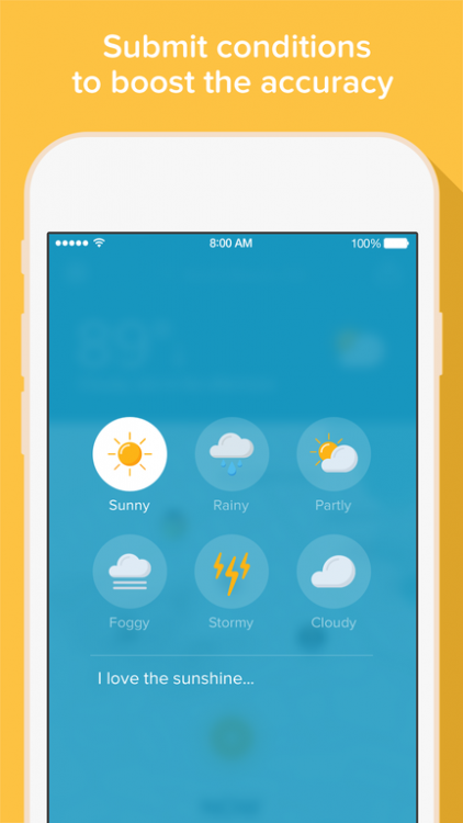 GearDiary Predict the Sunshine with This New Weather App