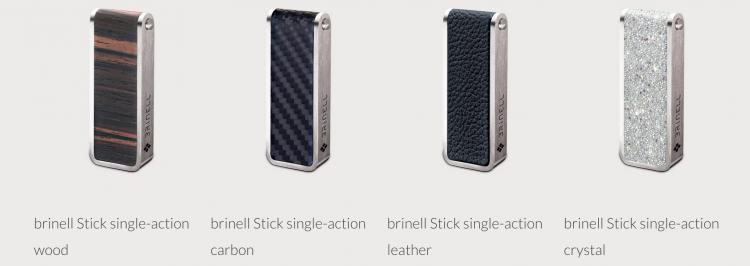 brinell Stick