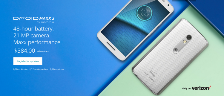 GearDiary The True Innovation in Verizon's New Motorola Droids Is the Droid Maxx 2!