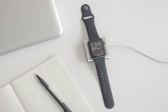 GearDiary Native Union Wants to Anchor Your Apple Watch to Your Nightstand
