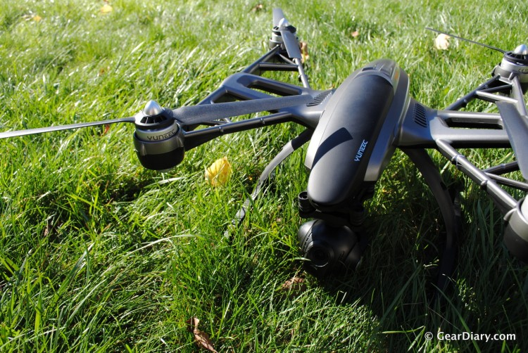 Yuneec Typhoon Q500 4K Quadcopter is an Aerial Photographer's Dream Come True!