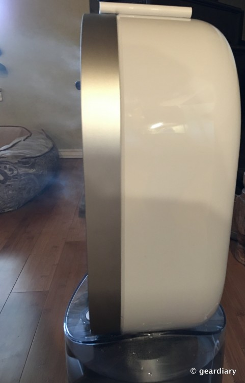 1-Dyson Humidifier - In Action