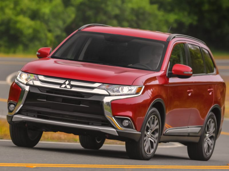 GearDiary 2016 Mitsubishi Outlander CUV: Better in More Than 100 Ways
