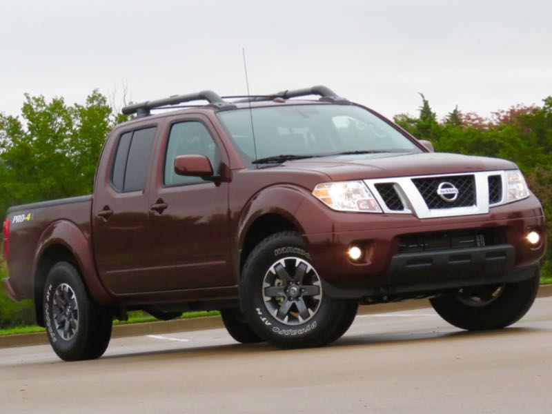 GearDiary 2016 Nissan Frontier is More of the Same