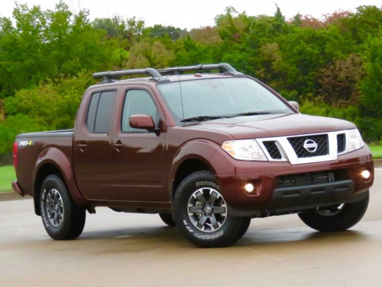 2016 Nissan Frontier is More of the Same
