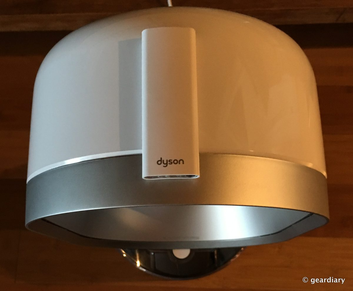 The Dyson AM10 Humidifier: Puts Humidity Where It Belongs in the Air  #BE700D