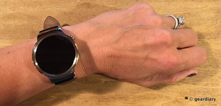 48-The Huawei Watch Close to Perfect with an Android Phone, and Still Great with an iPhone-047