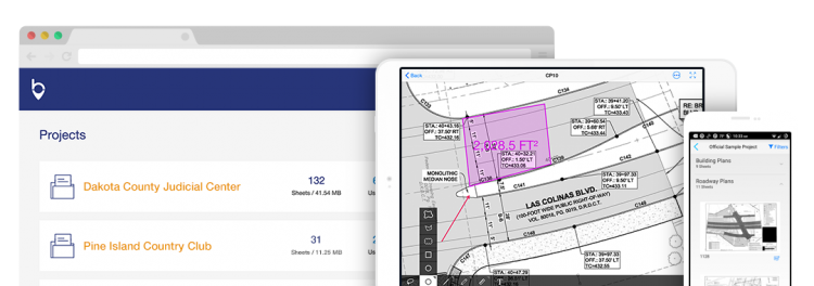 BlueVue is Perfect for Construction Document Markups, Collaboration