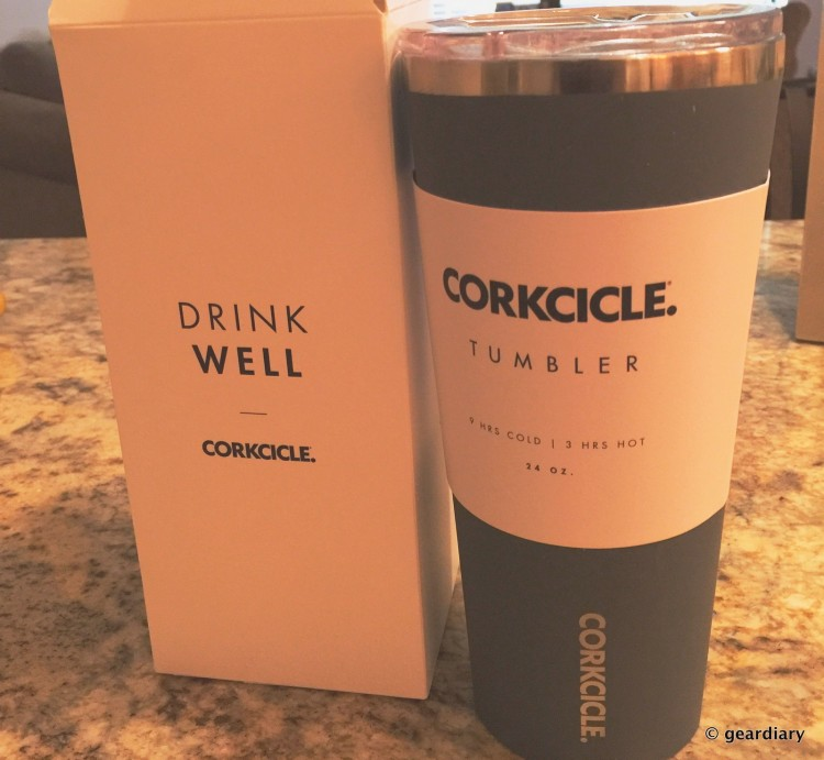 Corkcicle's Products Will Keep Your Items the Temperature You Want for Hours