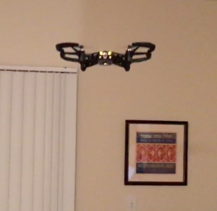 GearDiary Take off with a Parrot Minidrone! #ad