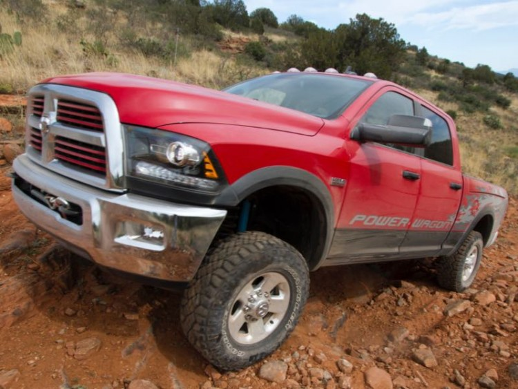 GearDiary 2016 Ram 2500 Power Wagon: Another Repeat but Still Worthy