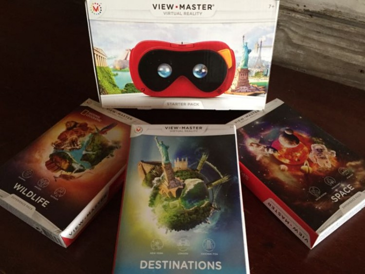 Mattel View-Master/Image by David Goodspeed