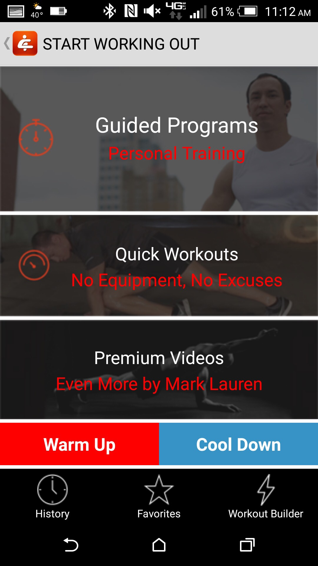 You Are Your Own Gym A Review The Bodyweight Circuit Be Change Geardiary