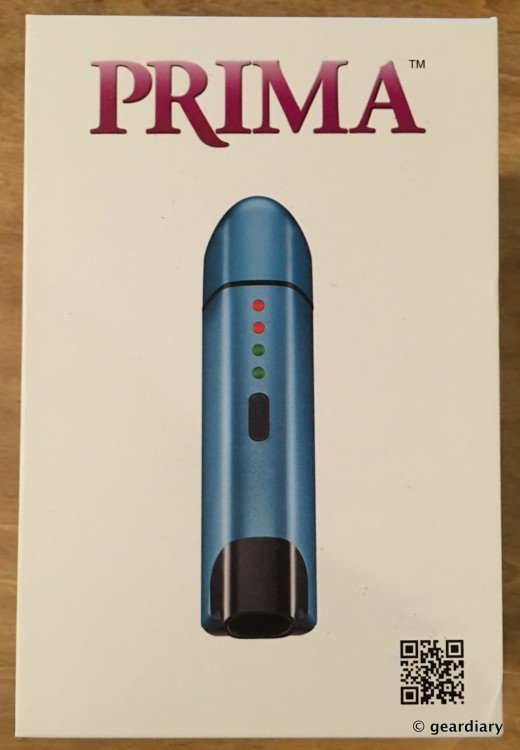 01-Gear Diary Review the Vapir Prima Vaporizer