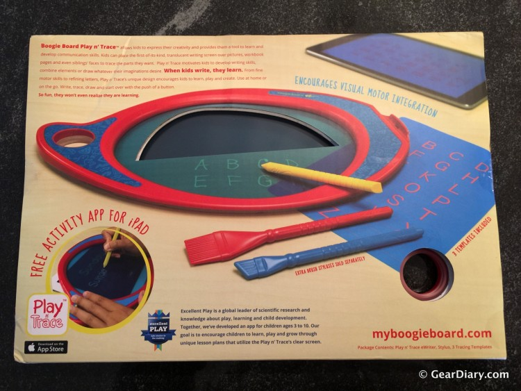 Boogie Board Play n' Trace eWriter for Kids is my #1 Holiday Gift Winner