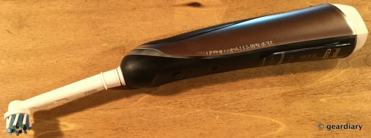 10-Gear Diary Reviews the OralB Black 7000 Bluetooth Toothbrush-009