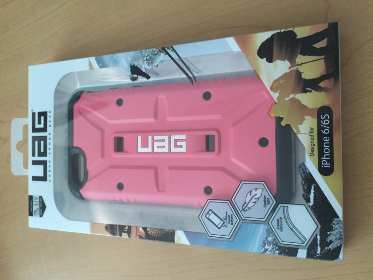 UAG iPhone 6/6S Case: Pretty in Pink