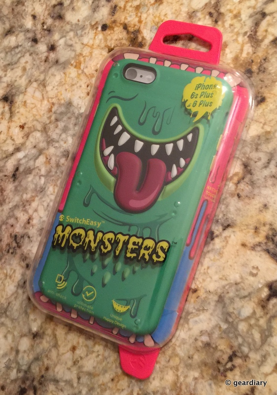 GearDiary Add Some Personality to Your iPhone Case with SwitchEasy's Monster Cases!