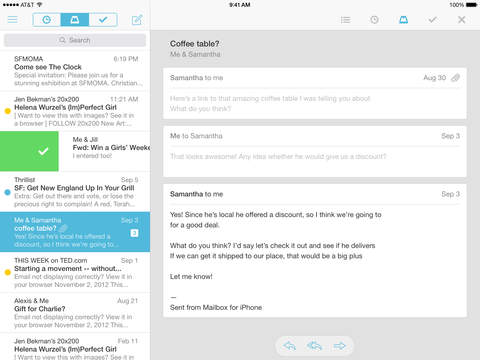 GearDiary Saying Goodbye to Mailbox App: As DropBox Shutters It and Carousel in Early 2016